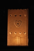 Candlebags Hearts (meervoudig)